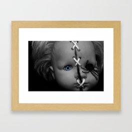 Babycakes Framed Art Print