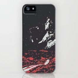 Dawn's Highway Bleeding - The Doors iPhone Case