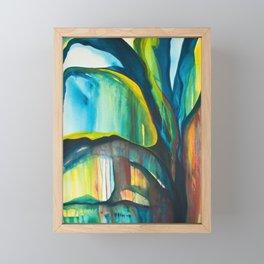 Euphoric Interlude Framed Mini Art Print