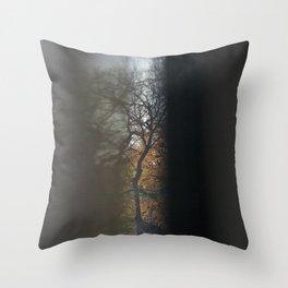 Trees #8 Throw Pillow