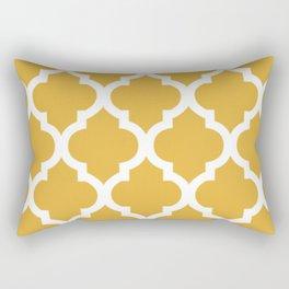 Moroccan Mustard Rectangular Pillow