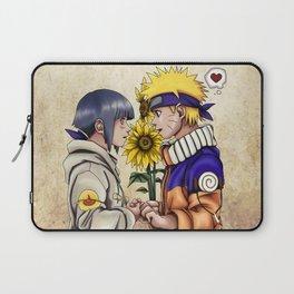 Naruto and Hinata Laptop Sleeve