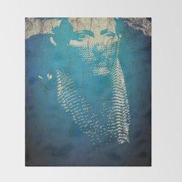 """""""Women Stop War"""" Art by weart2 Throw Blanket"""