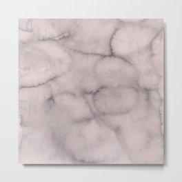 mauve greys Metal Print