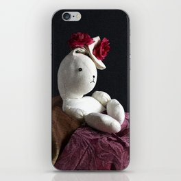 Bunny Muse iPhone Skin