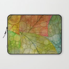 Autumn Rain Laptop Sleeve