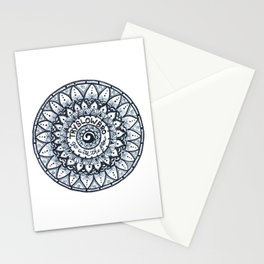 Try Slow Bro Stationery Cards