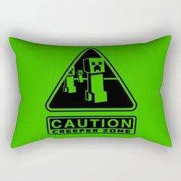 Danger Creepers Rectangular Pillow