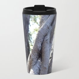 Twisted ficus forest Travel Mug