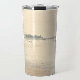 beach life II Travel Mug