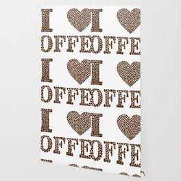 i love coffee Wallpaper