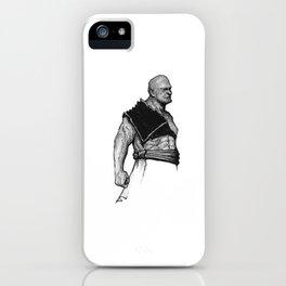 Iron Fist iPhone Case
