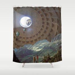 Rebearth Shower Curtain