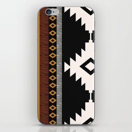 Pueblo in Sienna iPhone Skin