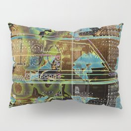 Glitch Cabinet Pillow Sham