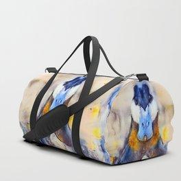 Mr. Ruddy Duck Duffle Bag