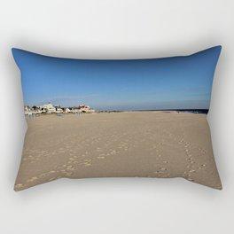 Footsteps Rectangular Pillow
