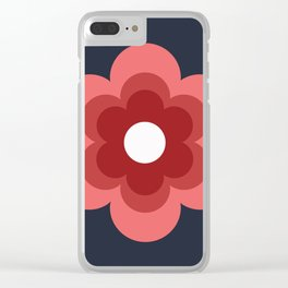MCM Sweet Pea Clear iPhone Case