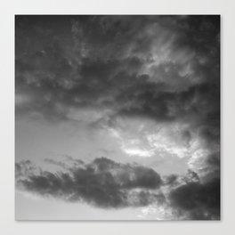 'Clouds 3' Canvas Print