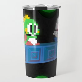 Inside Bubble Bobble Travel Mug