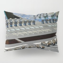 Mixing Console Pillow Sham