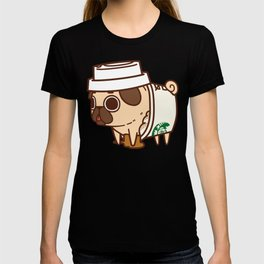 Puglie Pugkin Spice Latte T-shirt