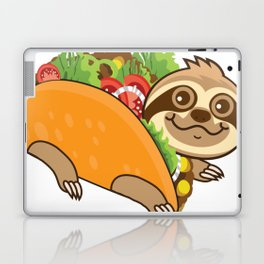 Sloth Taco Laptop & iPad Skin