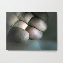 fingers Metal Print