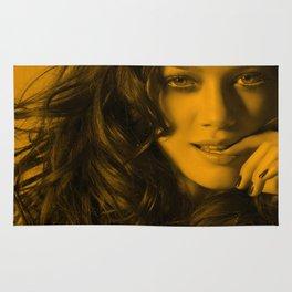 Hilary Duff - Celebrity Rug