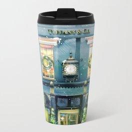 That Tiffany Magic Metal Travel Mug