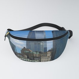 Manhattan One World Trade Center Fanny Pack