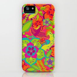 Birds in Hiding iPhone Case
