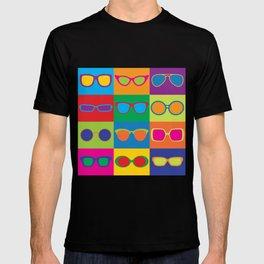 Pop Art Eyeglasses T-shirt