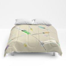 Syringe frenzy Comforters