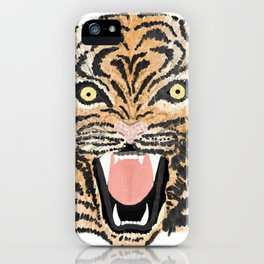 El Tigre iPhone Case