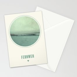 Fernweh Stationery Cards