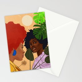 Garden of the mind  Stationery Cards