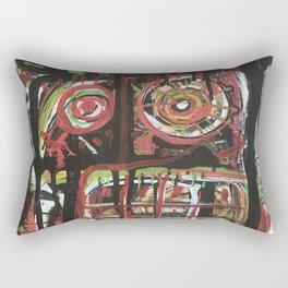 La Fe de Clarita Rectangular Pillow