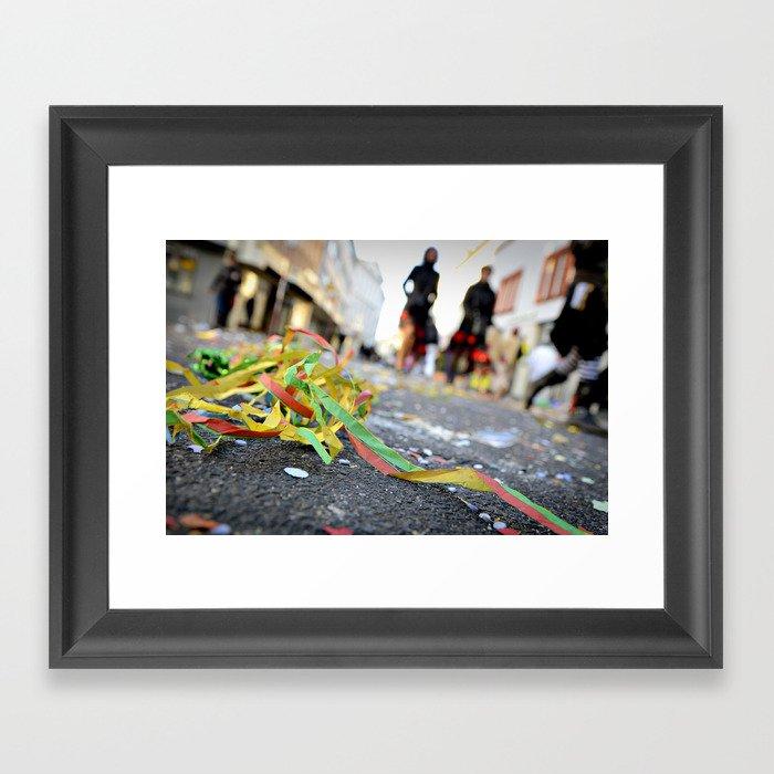 Karnival Framed Art Print