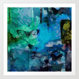 Dream I Will No.1e by Kathy Morton Stanion Art Print