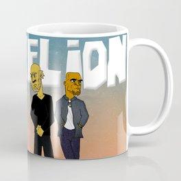 Monkelion #2  Coffee Mug