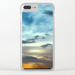 Symphony For The Eyes Clear iPhone Case