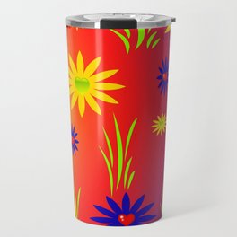 Flowertots Travel Mug