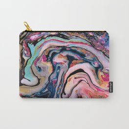 Colorful Fantasy Abstraction Carry-All Pouch