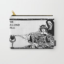 The Second Tale Carry-All Pouch
