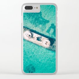Sinker Clear iPhone Case