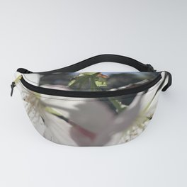 Cherry Flowers Duo Fanny Pack