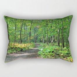 Show Me Another Way Rectangular Pillow