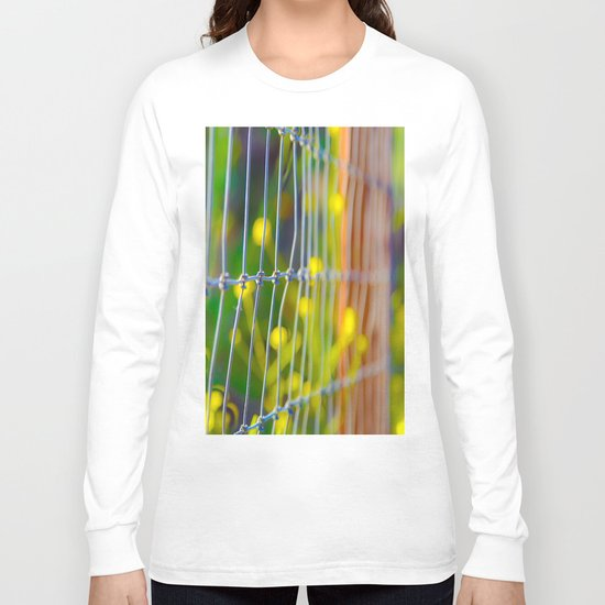 Spring Fence Long Sleeve T-shirt