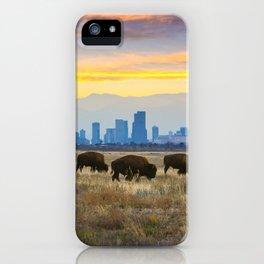 City Buffalo iPhone Case